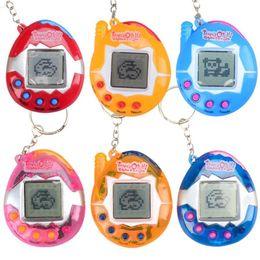 Wholesale Game Machines - Tamagotchi Digital Pet Electronic Virtual Game Machine Tamagochi Toy Game Handheld Mini Funny Virtual Pet Machine Toys