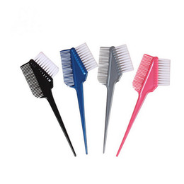 Friseurwerkzeuge Hair Coloring Haarbürste White Hair Sharpening Hairy Oil Bürsten Coloring Hair Comb DIY Friseur Öl Werkzeuge von Fabrikanten