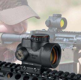 тактические крепления Скидка MRO Red Dot Sight 2 MOA AR тактический оптический Trijicon охотничьи прицелы с низким и сверхвысоким QD крепление подходит 20 мм рельс
