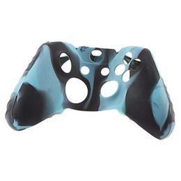 Housse souple en silicone souple en caoutchouc pour camouflage pour Xbox One Slim Cover Grip Cover OTH902 ? partir de fabricateur