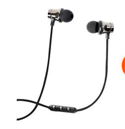 XT11 Auriculares Bluetooth Magnéticos Inalámbricos Corriendo Deporte Auriculares Auriculares BT 4.2 con Micrófono Auricular MP3 Para Smartphones en caja precio de fábrica desde fabricantes