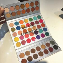 paleta de sombras de ojos color burdeos Rebajas Maquillaje de belleza nueva esmaltado magnífico mí la gama de colores 63 colores componen la gama de colores con Encanto
