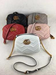 2018 kits de embrague al por mayor mujeres de alta calidad bolsos de diseñador de lujo de moda bolsas de cuero mochila para mujeres bolso de hombro de la cadena bolsos de las señoras crossbody bolsa 1568