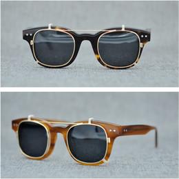 6652c0b7dd4 2019 óculos de sol quadrados de tartaruga Vazrobe acetato de óculos de sol  das mulheres dos