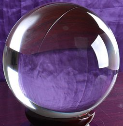 Asian Quartz Transparent  Natural Crystal Healing Ball Sphere 1pcs N2K4
