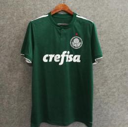 2af3a14633f14 Perfect 2018 Palmeiras jerseys de fútbol en casa camisetas de fútbol ropa  de fútbol AAA personalizar el número de nombre dudu 7 borja 9 jerseys de  futbol ...