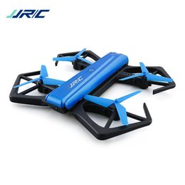 Wholesale Quadcopter Blue - JJRC H43WH Blue Crab Helicopter Foldable Arm 720P 2MP HD Camera APP RC Drone WIFI FPV Camera Altitude Hold Mode RC Quadcopter