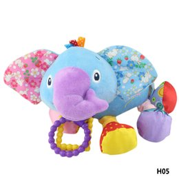 Wholesale Hung Monkeys - Wholesale- Happy Monkey Plush To Appease Puzzle Children Car Hanging Different Kinds Of Animals Lively Toys For Kids