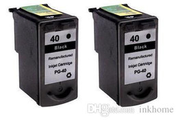 Wholesale Pixma Printers - Free Shipping , PG-40 Ink Cartridge For Canon PG-40 (PG40) Ink Cartridge for Canon Printer PIXMA iP1180 iP1880 iP2580 iP2680 iP1980 MP145