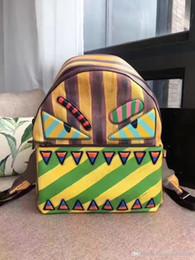 Wholesale School Bags Wheel - Top AAA+++ Quality Brand Women School bag Peek aboo backpack Satchel 100% Calf Leather Totes,Fashion Show Handbags Weave tone-on-tone edges