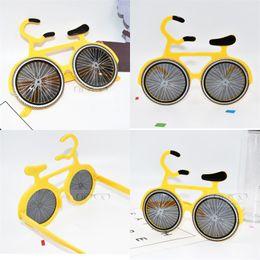 2019 suprimentos para bicicletas Óculos de modelagem de bicicleta presente do partido suprimentos engraçado maquiagem bola prop moda halloween aniversário óculos nova chegada 7 5sf v desconto suprimentos para bicicletas
