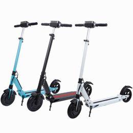 Scooter électrique pour des scooters électriques de roue à deux roues 8 scooter électrique se pliant de suspension de double de 350W 36V pliant ? partir de fabricateur