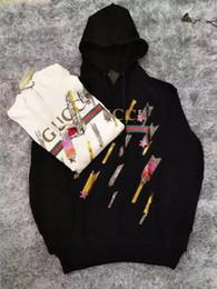 En Kaliteli bayan tasarımcı Hoodie meteor duş Sequins hoodies nakış paris kazak pablo baskı kazak kazak nereden
