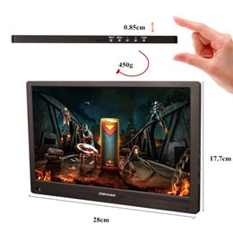 Moniteur portable 1080p IPS LCD SIBOLAN S11 de 11,6 pouces avec deux mini-entrées HDMI de type C alimenté en 5V, haut-parleurs de 8,5 mm de conception ultra mince ? partir de fabricateur