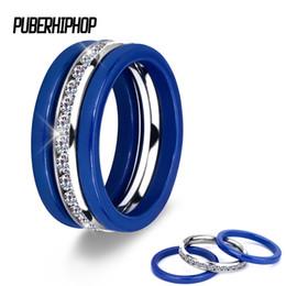 Verlobungsringe 1 Stück Heißer 3mm Licht Rosa Schwarz Weiß Blau Schöne Glatte Keramik Ring Für Frauen Moderne Hochzeit Ring Schmuck Schmuck & Zubehör