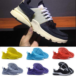Wholesale Breathe Light - (with box)Running shoes PRESTO BR QS Breathe Black White Wholesale Mens Shoe Sneakers Women,Running Shoes For Men Sports Shoe,casual trainer