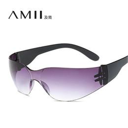 Bicicletas de pára-brisa on-line-Novos óculos de sol esportes equitação óculos pára-brisa óculos de cor transparente mountain bike óculos de sol bicicleta óculos de sol