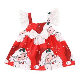 b4e00c0e18e Promotion Mignons Robes De Noel Pour Les Petites Filles