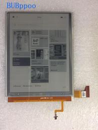 Lectores de alta definición online-BUBPPOO Original Nueva ED068TG1 (LF) Pantalla LCD + Retroiluminado para KOBO Aura HD Reader Pantalla LCD envío gratis