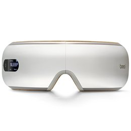 music massager UK - Rechargeable Eye Massager Built-in Music LCD Display Folding Portable Travel