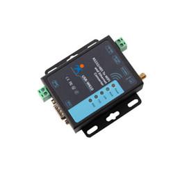 RS232 RS485 Série vers WiFi et Ethernet USR-W610 Prise en charge serveur TCP / Client TCP / Serveur UDP / Convertisseur UDP