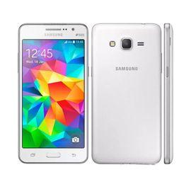 """Telefones touchscreen on-line-Remodelado Original Samsung Galaxy Grande Prime G531h 3G Desbloqueado WCDMA Quad core Dual Sim 5.0 """"polegadas TouchScreen Celular smartphone"""