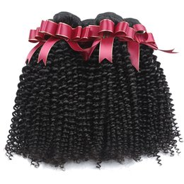 Wholesale Cheap 12 Inch Curly Hair - Grade 9A Mink Brazilian Deep Curly Virgin Hair 3 or 4 Bundles Deals Cheap Brazilian kinky Deep weave Virgin Hair Bundles Weaves Extensions