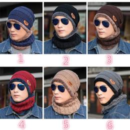 Мужская шапка , осень зима , бархатный вязаный шарф, теплая шерстяная шапочка . от Поставщики lg bluetooth наушники