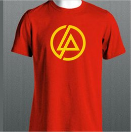Wholesale linkin park t shirts - LINKIN PARK tee rock metal Mike Shinoda Chester Bennington S M L XL 2XL t-shirt