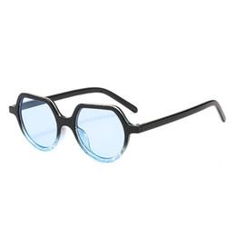 de1ded0220 Small Square Sunglasses Women 2018 Retro UV400 Plastic Sun Glasses Fashion Brand  Designer Vintage punk sunglasses with box FML