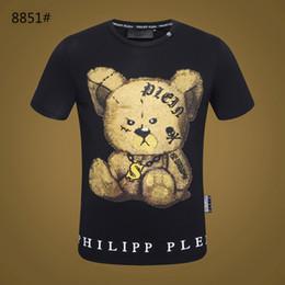 554b6a3277360 camisas de la impresión del animal de s de los hombres Rebajas Camiseta  masculina de manga