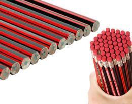 Gummi 1,5mm online-Kinderbücher HB Malerei Bleistift Pupillen Gummikopf Schreiben glatt und nicht leicht zu brechen die Kernkraft leicht zu schneiden Bleistift 10