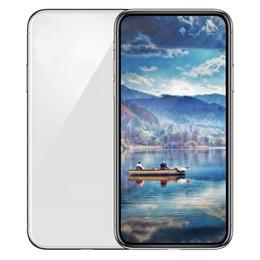 Wholesale Ids Digital - Goophone ix 5.5inch Quad Core Has Wireless Charging 1G RAM 8G ROM 8MP Camera 3G Real Face ID Unlocked Phone