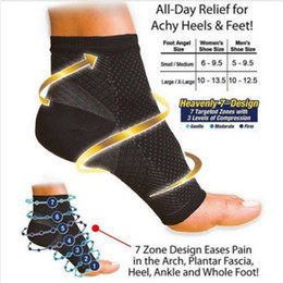 Wholesale Foot Comfort - Comfort Foot Anti Fatigue Compression Sleeve Relieve Swelling varicosity Socks