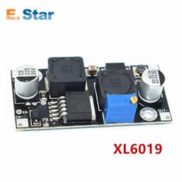 einstellbares step-down-modul Rabatt 1pcs XL6019 (XL6009 Upgrade) Automatische Aufwärts-Abwärts-Aufwärts-DC / DC-Wandler-Stromversorgungsmodul 20W 5-32V bis 1,3-35V hei