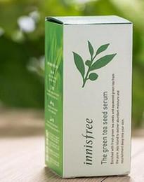 INNISFREE Kore Marka Yeşil Şişe KREM Yeşil Çay Tohumu Serum Nemlendirici Yüz Bakımı Losyon 80 ML Yeni Yüz Cilt Bakım Kremi nereden