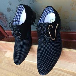 mocassim de pano preto Desconto Novos homens do noivo sapatos de vestido preto sapatos de pano de algodão homens mocassins apartamentos masculinos plus size eua 6.5-10 99