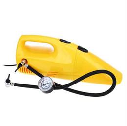 Вакуумный компрессор онлайн-2 in1 Автомобильный пылесос авто Инфлятор воздушный компрессор влажный сухой двойного назначения 300 фунтов на квадратный дюйм 90 Вт многофункциональный шин Инфлятор пыли очистки