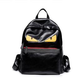 mochilas cute desenhador para a escola Desconto Mochila de luxo Famoso Designer de Mulheres Homens Mochila de Viagem Sacos de Escola Do Estudante Ocasional Adolescentes de Alta Qualidade Moster Bonito Mochila
