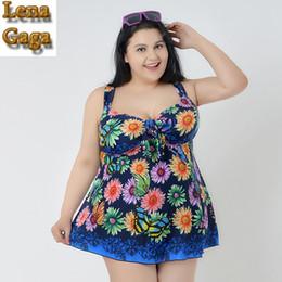 2019 купальники для толстых женщин Lena Gaga One Piece Swimsuits Plus Size Swimwear Large Size Swimwear Breast Bust Big Piece Bathing Suit Fat Women Swim Suit 6xl7 дешево купальники для толстых женщин