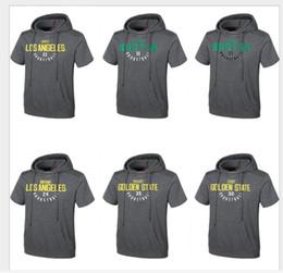 Kobe camicie online-James ha indurito sport T-shirt a maniche corte T-shirt Kobe Erwin Basketball Jersey debutto di addestramento di basket con cappuccio