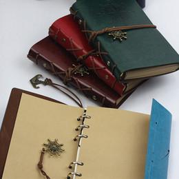 14,5 * 10,5 cm vintage garten reise tagebuch bücher kraftpapiere journal notebook spiral Pirate notepads günstige schüler klassische bücher z093 von Fabrikanten