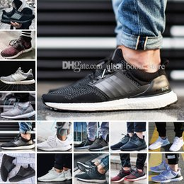 Wholesale Snowflake Shoes - Ultra Boots 2.0 3.0 4.0 UltraBoots mens casual shoes sneakers womens designer Sports UB CNY Dog Snowflake Core Triple Black All White Grey