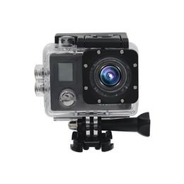2019 tf led écran SOVO X-01 Wifi 1080 P Full HD Action Sport Caméra Numérique 2 Pouces Écran Sous Étanche 30 M DV Enregistrement Mini Sking Vélo Photo Cam Vidéo