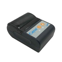 Wholesale Printer Portable Thermal - 2inch Bluetooth(IOS&Android) Thermal receipt portable Printer