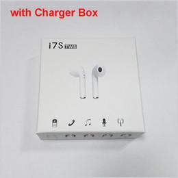 NOUVEAU I7 I7S TWS Sans fil Bluetooth Écouteurs Jumeaux Casque Écouteur Casque avec Chargeur Box pour Android Samsung Sony Téléphones Intelligents MQ100 ? partir de fabricateur