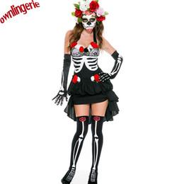 Damen Bloody Hands Blutflecken Braut Leiche Halloween Kostüm Kostüme & Verkleidungen