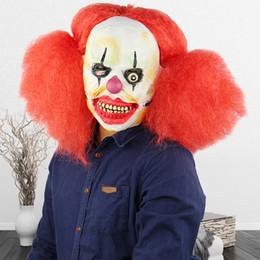 Discount Creepy Clown Masks | Creepy Clown Masks 2019 on