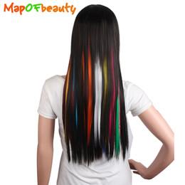 2019 clip de extensiones de cabello blanco MapofBeauty 16