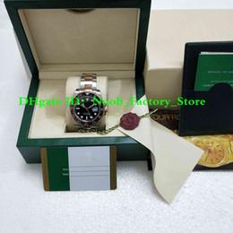 tops de modelos de oro Rebajas 2018 Basel World Top New Model reloj hombre 126711CHNR 126711 GMTII Rose gold 40mm automático para hombre Relojes Relojes de pulsera Buceo con caja original
